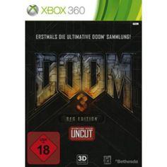 Doom 3  BFG Edition  X-Box 360 in Actionspiele FSK 18, Spiele und Games in Online Shop http://Spiel.Zone
