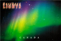 Northern Lights Canada, Nature, Travel, Voyage, Viajes, Traveling, The Great Outdoors, Trips, Mother Nature