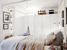 Guirnaldas, lamparas colgantes y una iluminación diferente | Decorar tu casa es facilisimo.com