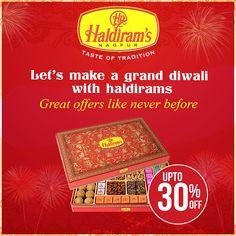 #HappyDiwali #HaldiramsOffer #HaldiramsNagpur