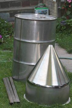 2.54 barrel S.S conical fermenter build - Home Brew Forums