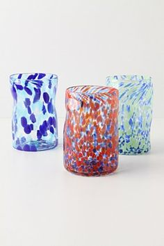 Aren´t they lovely? A nice summery drink in one of these? So cute #anthropologie #pintowin