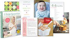 Sage Spoonfuls - Has baby food recipes
