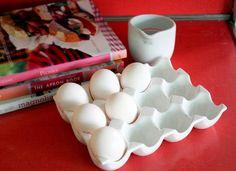ceramic egg crate $12