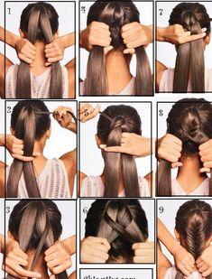 Mit diesen 14 Frisuren liegt dir die Männerwelt zu Füßen. Nr 7 ist entzückend.