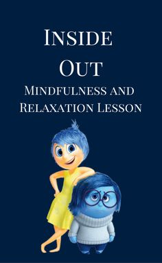 Inside Out is popular with children and adults alike, what better way to introduce relaxation than with an Inside Out Mindfulness Lesson Plan. # health lesson plans FREE Inside Out mindfulness and relaxation lesson plan Teaching Mindfulness, Mindfulness For Kids, Mindfulness Activities, Mindfulness Practice, Mindfulness Meditation, Guided Meditation, Art Therapy Projects, Art Therapy Activities, Activities For Kids