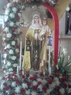 Virgen del carmen . San jacinto bolivar Colombia