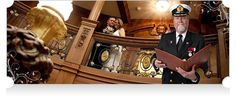 Imagine renewing your #wedding vows aboard the Titanic! Talk to us today at 800-381-7670!   http://www.titanicpigeonforge.com/titanic-weddings/titanic-pigeon-forge-vow-renewal-packages.php