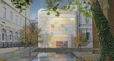 Maggie's in London von Steven Holl / Ein Hauch aus Bambus und Beton - Architektur und Architekten - News / Meldungen / Nachrichten - BauNetz.de
