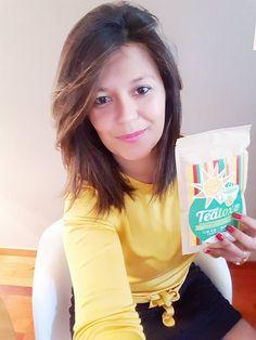 Rafaela Almeida: Boa tarde a tod@s aqueles apaixonad@s pelo novo #Teatox da #Drink6!!! O Teatox ajuda o organismo a recuperar energia, eliminar líquidos, embelecer a pele e conciliar melhor o sono. Um poder curativo e purificador que converteu o Teatox num dos produtos estrelas entre as top models e as celebrities internacionais. @drink6sumos www.drink6detox.pt #detox #saúde #vidasaudável #Drink6