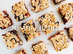 Jumbleberry Crumble Bars Recipe — Fix Feast Flair
