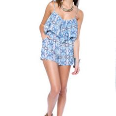 Sexy Styles for the Summer Daze... 6 Shore Road x oBaz