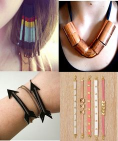 46 Amazing DIY Jewelry Projects