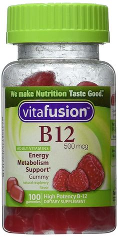 VITAFUSION GUMMIES B-12 Size: 100 >>> Want to know more, click on the image.