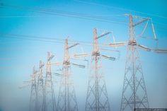 Бурейская ГЭС - самая мощная гидроэлектростанция на Дальнем Востоке. - Gelio (Степанов Слава)