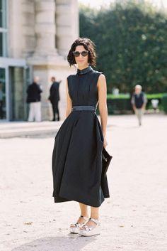 Vanessa Jackman: Paris Fashion Week SS 2014....Yasmin