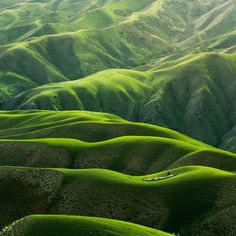 Royalty free photo: Body Grassland in Yili,Xinjiang,China, green mountain range, hillscape, wallpaper, hd wallpapers Mountain Wallpaper Hd, Nature Wallpaper, Screen Wallpaper, Nature Images, Nature Pictures, Travel Pictures, Playstation Plus, Nature Landscape, Green Landscape