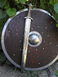 Saxon Sword by UlfsHeimArmory on Etsy. For more Viking facts please follow and check out www.vikingfacts.com don't forget to support and follow the original Pinner/creator. Thx