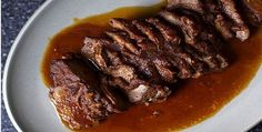 Need an easy almost Flawless Tangy Slow Cooked Spiced Brisket meal ...