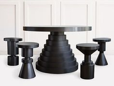 New dining table and chess stools?Check mate!➕✖️➕✖️➕✖️➕✖️