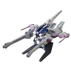 Bandai HG Meteor Unit + Freedom Gundam 1/144