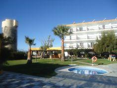 Fachada Best Western Hotel Salobreña