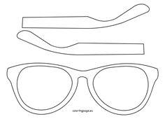 Brillen Vorlagen Geschenkverpackungsideen