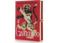 Olympia Le-Tan Le guépard | il gattopardo