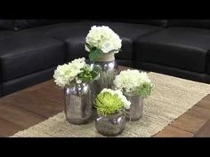 How To Create a Mercury Glass Look With Rust-Oleum Mirror Effect