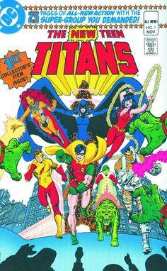 New Teen Titans | Longbox Graveyard
