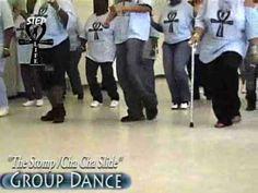 Soul line dances or urban line dances such as the Cha Cha Slide or ...