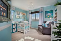 A new baby typically requires a bit of rearranging—sleep schedules, of course, but also your living space. Creating a nursery is a labor of love (so to speak) for most parents-to-be. Click the image to find some tips for your newest space.