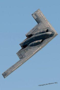 B-2 Stealth Bomber: