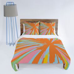 #duvet #bedding #cover #bedroom #bed #homedecor #denydesigns #art #abstract #pinwheel