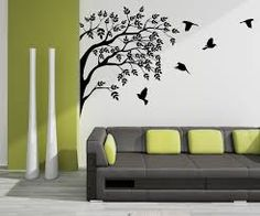 Wall art designs for living room simple wall art wall picture decoration ideas lovely fascinating simple . wall art designs for living room Simple Wall Paintings, Creative Wall Painting, Diy Wall Painting, Simple Wall Art, Creative Walls, Black Painting, Interior Painting, Diy Wand, Bedroom Wall Designs