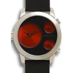 Reloj 666Barcelona Colour Rojo  http://www.tutunca.es/reloj-hombre-colour-rojo