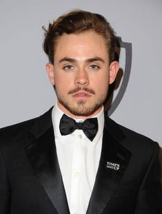 Dacre Montgomery at the Golden Globes After Party