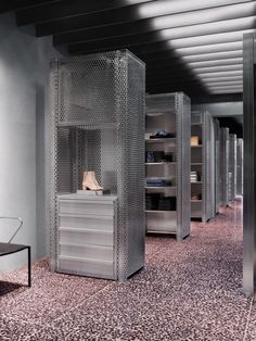 Acne Studios Downtown L.A. - Bozarth Fornell Architects