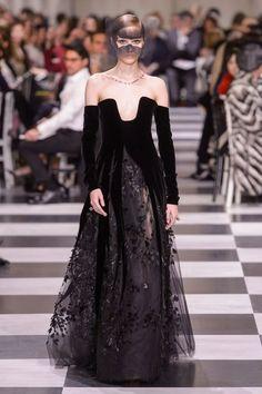 Défilé Dior Haute Couture printemps-été 2018