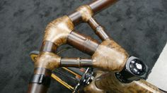 calfee #bamboo bike - #handlebar #cycling