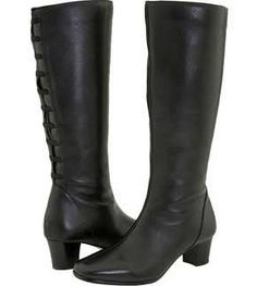 wide calf boots - Google Search