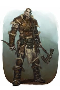 Barbarian class - Dungeons and Dragons forum.net