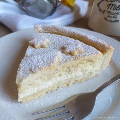 TORTA CROSTATA PARADISO ripieno crema latte | Cucinare è come amare Sweet Recipes, Cake Recipes, Dessert Recipes, Food Cakes, Cupcake Cakes, Keto Brownies, Happiness Recipe, Torte Cake, Pot Pasta