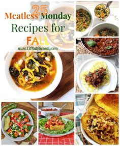 25 Meatless Monday D