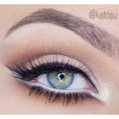 A close up look of the make up from previous post. My Elegant Barbie look. ✨ I used @Sally Pine Lee Stell e/s in Vanilla Bean, Brown Sugar and Chickadee, @anastasiabeverlyhills Brow Genius Kit in Brunette and @Allison j.d.m House of Lashes in Pixie Luxe  - @Katarzyna C C Gajewska- #webstagram