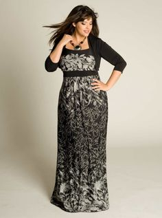 Plus Size Maxi Dresses For Spring-Summer 2014 (13)