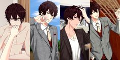 Tamaki Kikushima, 5'10, 26, Blood Type B, Birthday April 1, Aries zodiac, male reference. My forged wedding part 1