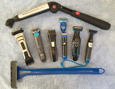Top 8 Best Body Groomer List for Men - Dec. 2019 with Buying Guide Body Shaver, Body Groomer, Philippe Halsman, Groom Style, Men's Grooming, Smooth Skin, Nice Body, Shaving, Body Care