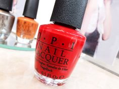 OPI San Francisco - First Date at the Golden Gate