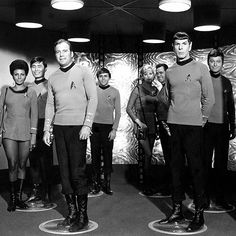 Camara tele - transportadora del Enterprise. Viajes a las estrellas.